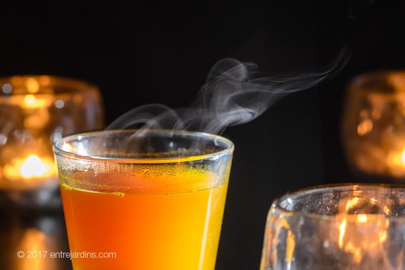 Golden Tea @ entrejardins.com